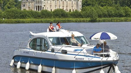 A Brittany boating holiday is a short hop away from the UK. Pic: Nicols