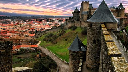 The beautiful fortress of Carcassone ©ADonsky/Getty Images