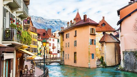 Annecy - the Venice of the Alps (c) Olga Gavrilova - Getty Images