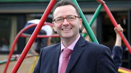 Steve Portas, who has been suspended as headteacher at Eaton Primary.