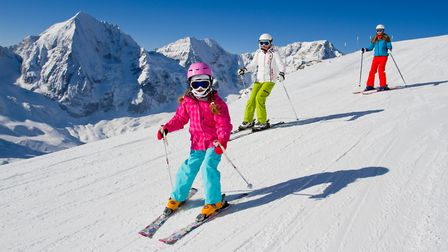 Head to the slopes for a long weekend