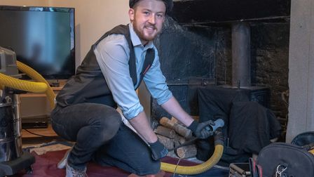 A chimney sweep is known as a ramoneur in France