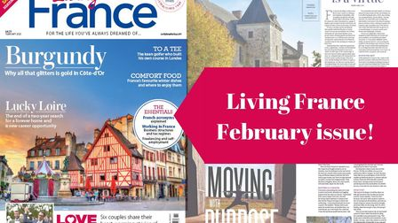 New February issue out 15 January 2020