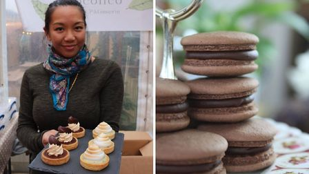 Céline Lee is the chef at Cocolico Pâtisserie