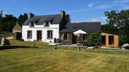 Lovely property in Finistere on the market with Bel Air Homes for 138,375 euros