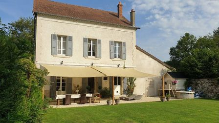 Six-bed Haute-Vienne home on the market with Cendrillon Immobilier for 249,900 euros