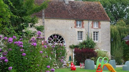 A family friendly holiday let in rural Normandy. Picture: Brittany Ferries