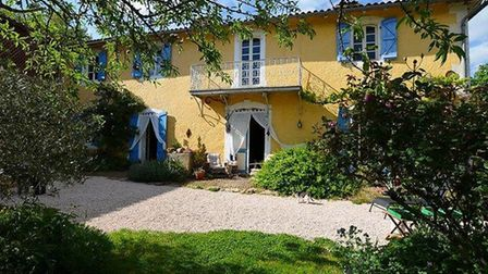 Property in Gers on the market with Compass Immobilier