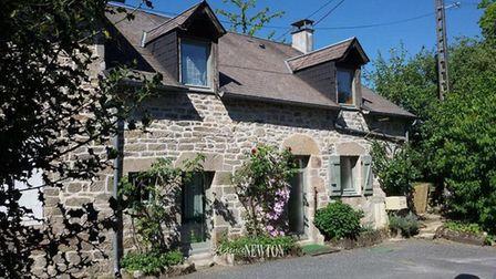 Property in Correze on the market with Agence Newton