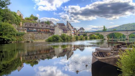 Argentat is one of the many beautiful towns in Correze (c)RolfSt/Getty Images