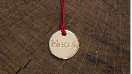 Merci bracelet is the ultimate thank you gift for your mum