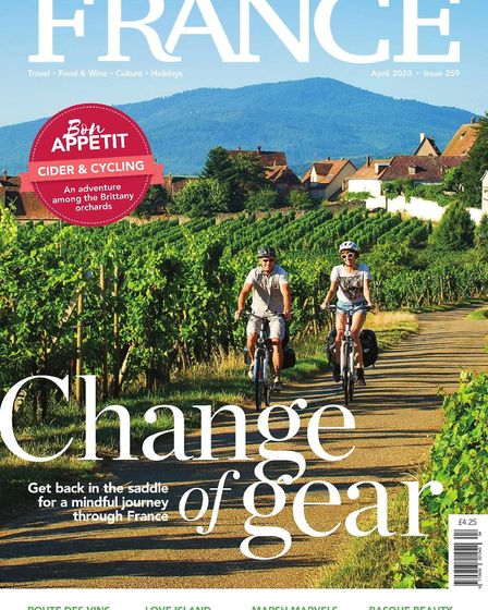 Subscribe to France Magazine and your mum can enjoy a taste of France for the entire year