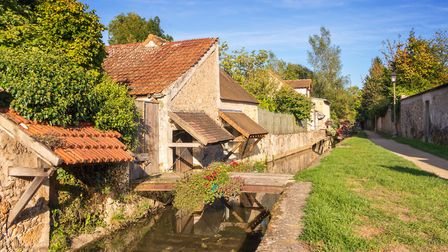 Yvelines offers affordable rural living within commuting distance of Paris ©Delpixart/Getty Images