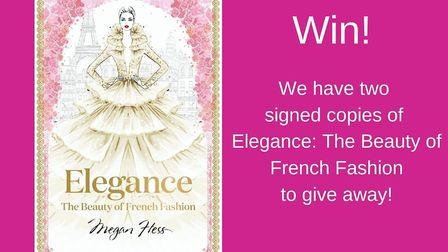Enter the French Property News book competition to win a signed copy of Elegance: The Beauty of Fren