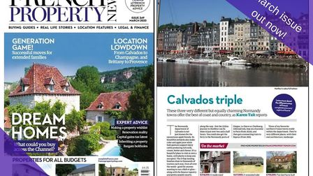 The March 2020 issue of French Property News is out now!