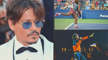 Johnny Depp, Serena Williams and Mick Jagger can all speak French. Pic: Georges Biard, Flickrworker,