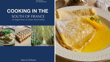 Cooking in the South of France by Marcia Öchsner (£23.99, Austin Macauley Publishers)