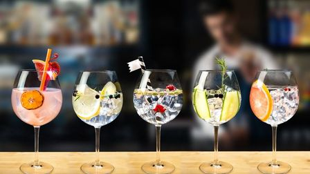 France has a great line-up of emerging gin producers. Pic: Peter Cernoch/iStock/Getty