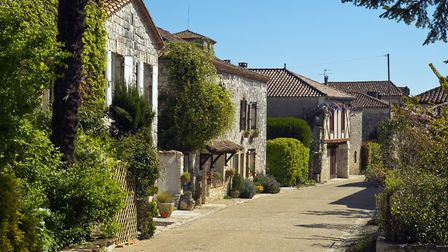 Pujols, a historic fortified village (c) Chris Rose - Getty Images/iStockphoto