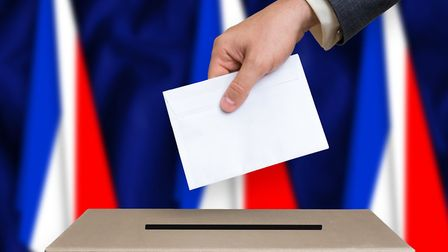Election day in France is always on a Sunday ©andriano_cz Getty Images