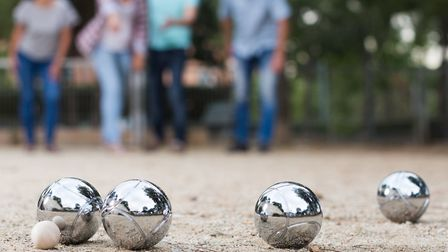 There's no after-hours pétanque allowed in Decazeville (c) JackF / Getty Images
