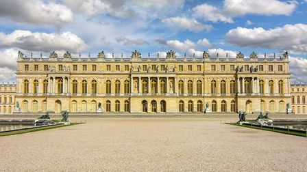 Versailles without the crowds. Pic: Vladislav Zolotov/Getty