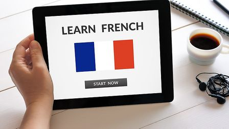 Learn French online in your spare time (c) CarmenMurillo/GettyImages