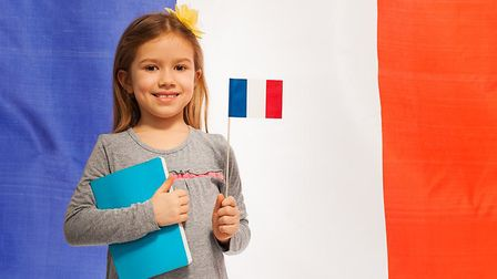 Children learning at home can practise their French skills too (c) SerrNovik/GettyImages