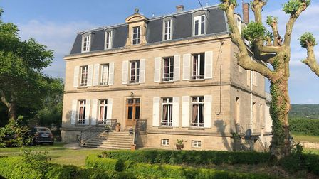 Chateau Gioux in Creuse