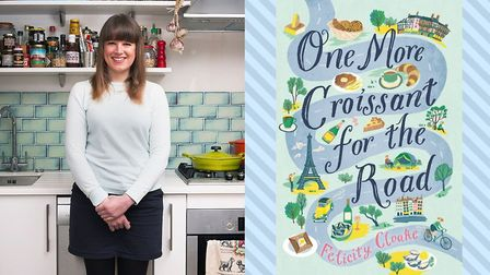 Felicity Cloake is the author of One More Croissant for the Road. Pic: Alistair Levy