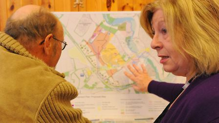 People in Cringleford have voted through the village's neighbourhood development plan. Photo:Steve A
