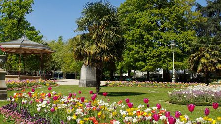 Parks and gardens will reopen in French departments with a low coronavirus circulation rate ©Cecile