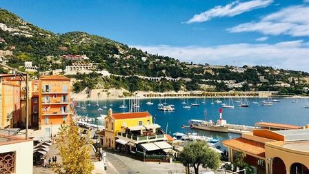 Jeanette McConnel sent us this gorgeous photo of Villefranche-sur-Mer - could it be your next holida