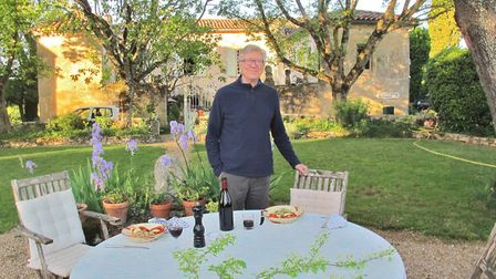 Robin and his wife Meredith have lived in Tarn in south-west France since 1999 ©Meredith Wheeler