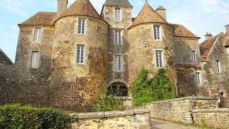 The Chateau de Ratilly. Pic: Unvoyageenmob/Wikimedia