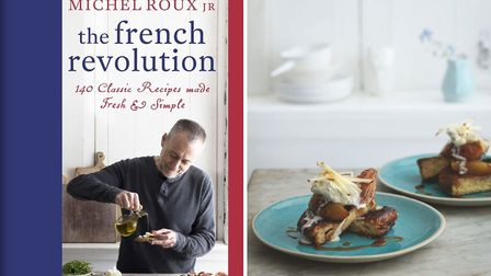 The French Revolution by Michel Roux Jr is published in hardback by Seven Dials, £25. Photography by