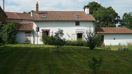 6. Property in Haute-Vienne on the market with Beaux Villages