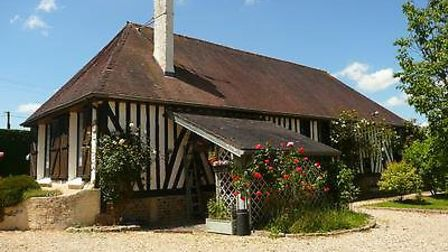 Property in Calvados on the market with Leggett