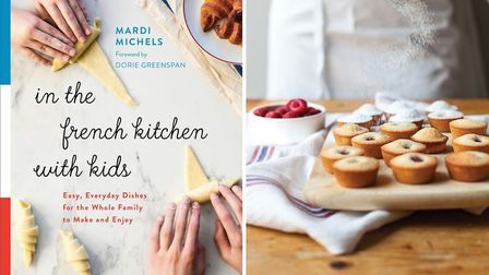 In the French Kitchen with Kids by Mardi Michels (Appetite by Random House). Photography © Kyla Zana