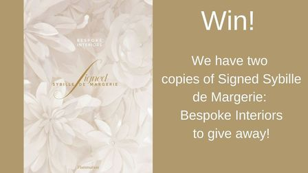 Win a copy of Signed Sybille de Margerie in the French Property News book competition