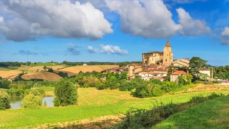Glorious Gascony is the perfect place to explore with French Country Adventures. Pic: Getty