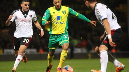 Norwich City's Nathan Redmond is the latest wide player linked with Premier League rivals Swansea Ci