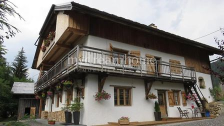 Property in Savoie on the market with My Dream Home