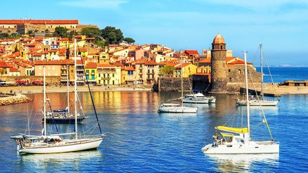 Languedoc Roussillon is home to colourful Collioure (c) Xantana/Getty Images