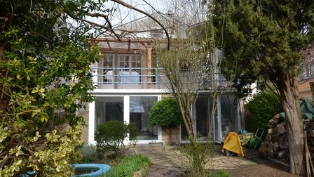 Property in Yvelines on the market with Leggett