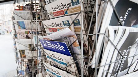 Why not browse in your local Maison de la Presse (newsagent) (c) AdrianHancu / Getty Images