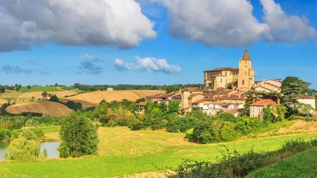 The village of Lavardens in Gascony (c) rustamank / Getty Images