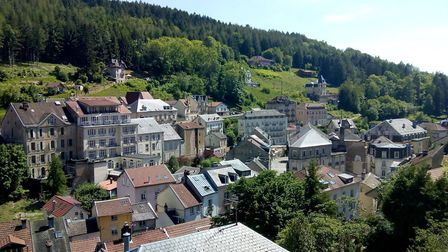 Plombieres-les-Bains, the spa town in the Vosges. Pic: Marc Pissot/Wikimedia