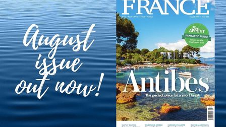 Get your copy of FRANCE Magazine's August 2020 issue now