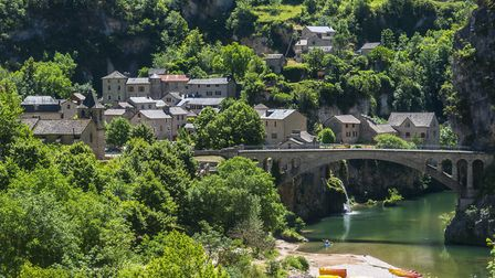 The Gorges du Tarn in Lozere. Pic: clodio/Getty